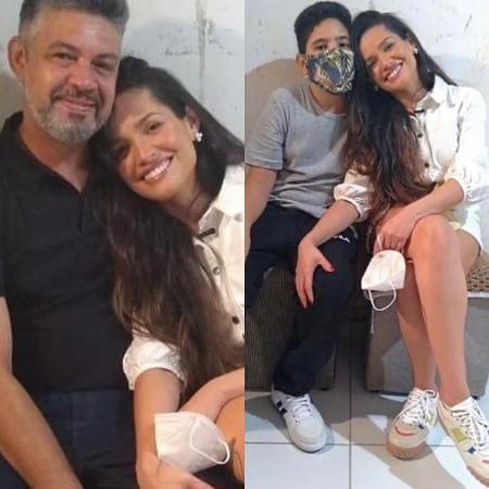 Juliette retorna para a Paraíba - Reprodução/Instagram