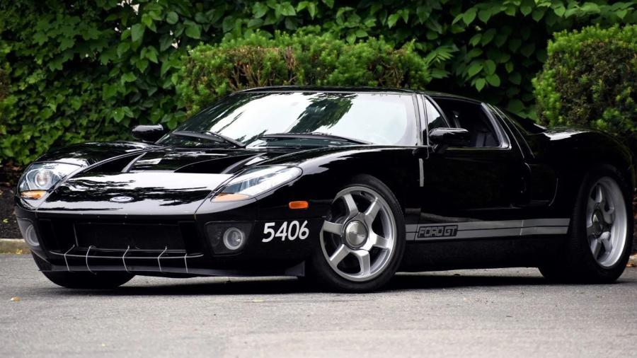 Ford GT 2004 Confirmation Prototype - Divulgação