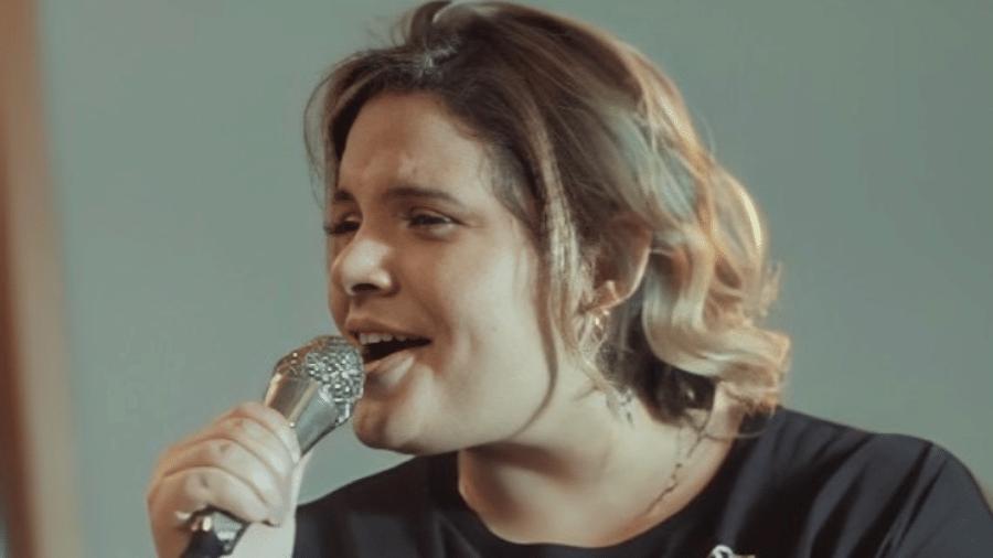 A cantora Lanna Rizzi - Reprodução / Instagram