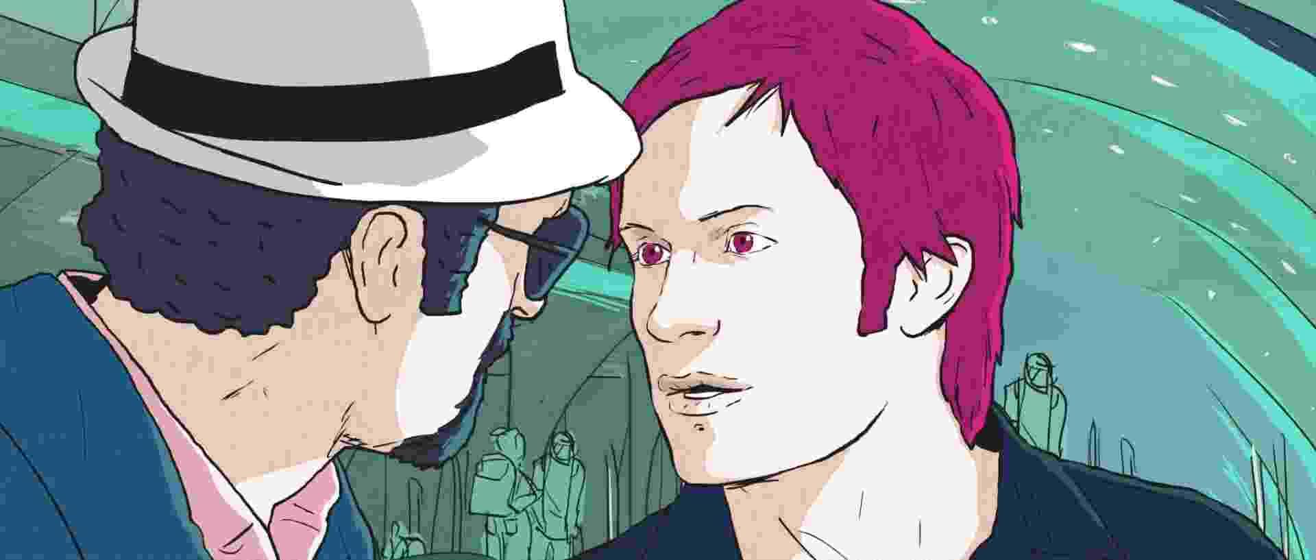 """O filme """"Zoom"""", dirigido por Pedro Morelli e que chega aos cinemas no dia 31 de março, tem seus frames, storyboards e desenhos expostos no Reserva Cultural (avenida Paulista, 900). - Divulgação"""