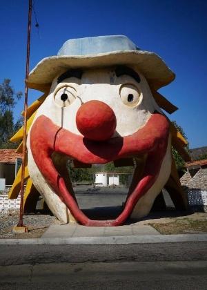 """""""El Mundo de la Fantasia"""" é o único parque temático do país - Reprodução/Hana Jakrlova"""