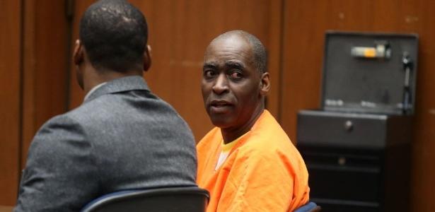 Michael Jace é condenado a 40 anos de prisão  - Reuters