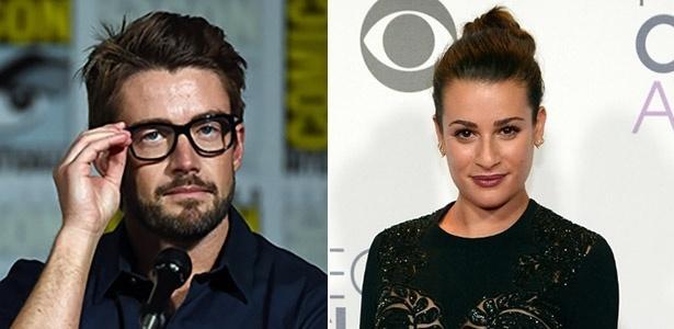 Robert Buckley e Lea Michele não estão mais juntos  - Getty Images