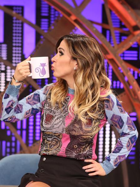 """Tatá Werneck, apresentadora do """"Lady Night"""" - Gianne Carvalho / Multishow"""