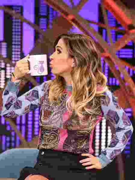 "Tatá Werneck no ""Lady Night"" - Gianne Carvalho/Multishow"
