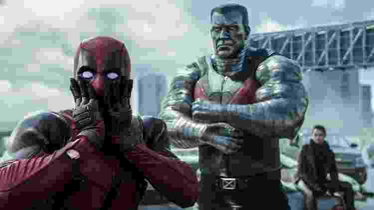 """Cena de """"Deadpool"""" - Divulgação - Divulgação"""