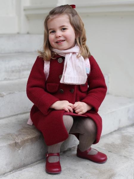 Princesa Charlotte - Reprodução/Instagram