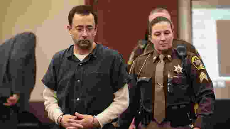 Larry Nassar - Getty Images - Getty Images