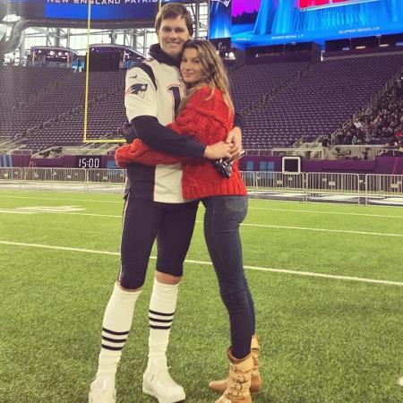 Gisele Bündchen e Tom Brady - Reprodução/Instagram/gisele