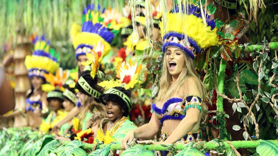 a08c662835 Carnaval 2019 de São Paulo  Veja horários dos desfiles e sambas-enredo