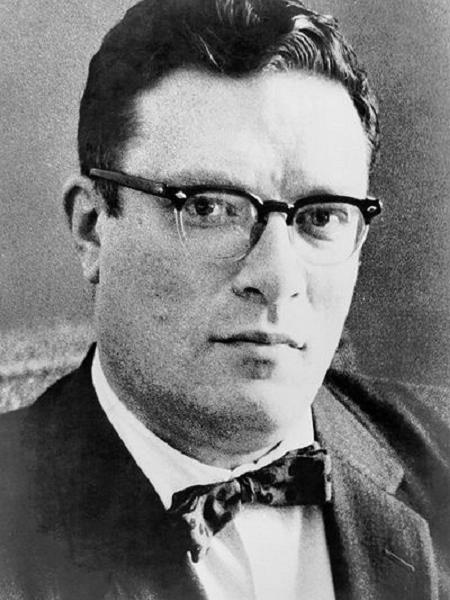 Isaac Asimov, escritor e bioquímico russo - Reprodução