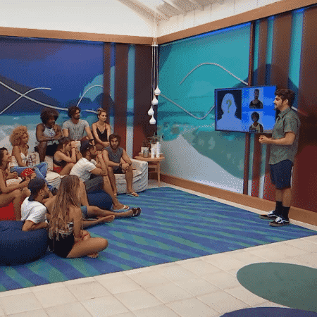 """Participantes ficarão surpresos com revelação de Caio Castro no """"Are You The One?"""" - Divulgação/MTV - Divulgação/MTV"""
