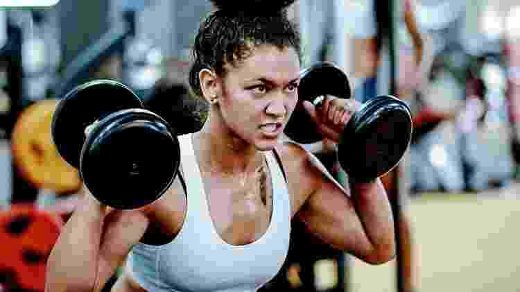 A dor nem sempre é um indicador de que o treino está dando resultados - iStock