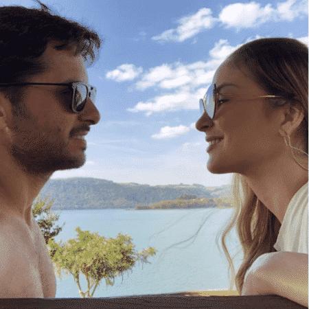 Marcio Pedreira e Claudia Leitte - Reprodução/Instagram