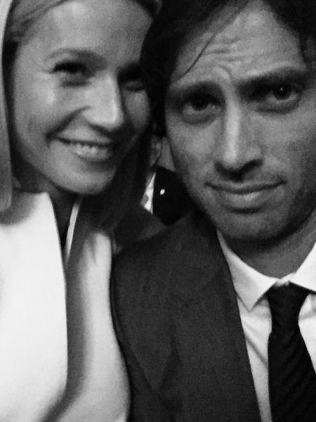 Gwyneth Paltrow e Brad  Falchuk - Reprodução/Instagram