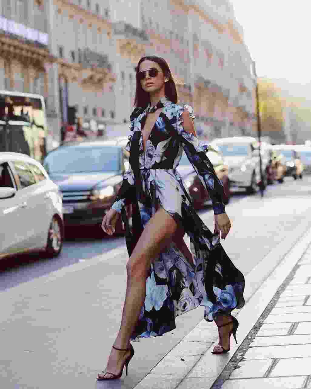 Todos os looks de Bruna Marquezine na temporada de moda europeia - Reprodução/Instagram