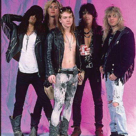 """Guns N""""Roses tem show cancelado na Costa Rica devido coronavírus - Divulgação"""
