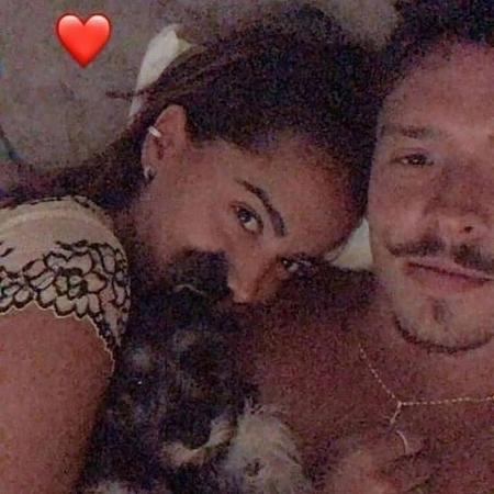Anitta e Ronan Souza - Reprodução/Instagram
