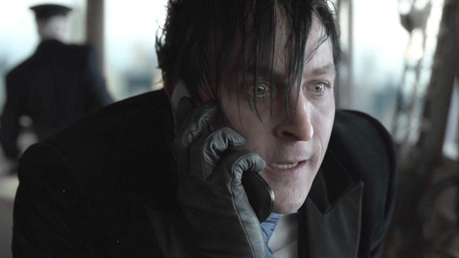 """Robin Lord Taylor em cena de """"Gotham"""" - Reprodução"""
