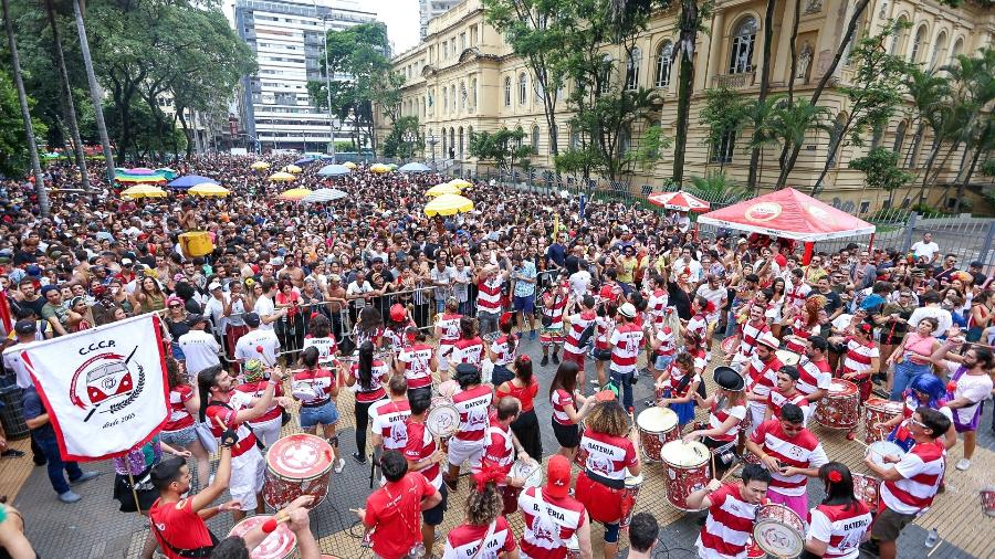 Festival do Baixo Augusta - Marcelo Justo/UOL