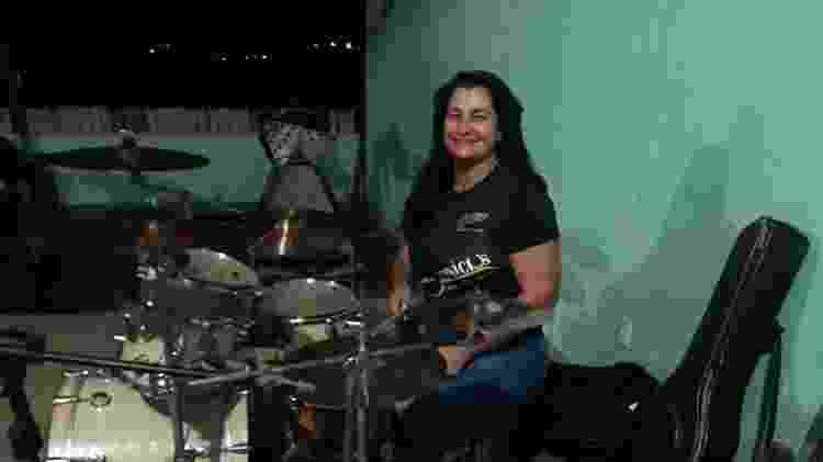 Graça Monteiro - Arquivo pessoal - Arquivo pessoal