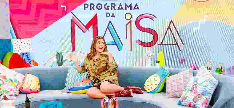 """Maisa Silva apresenta a estreia do """"Programa da Maisa"""", no SBT - Gabriel Cardoso/SBT"""
