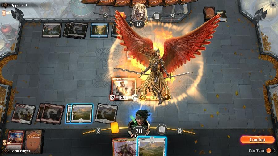 Resultado de imagem para Magic: The Gathering Arena