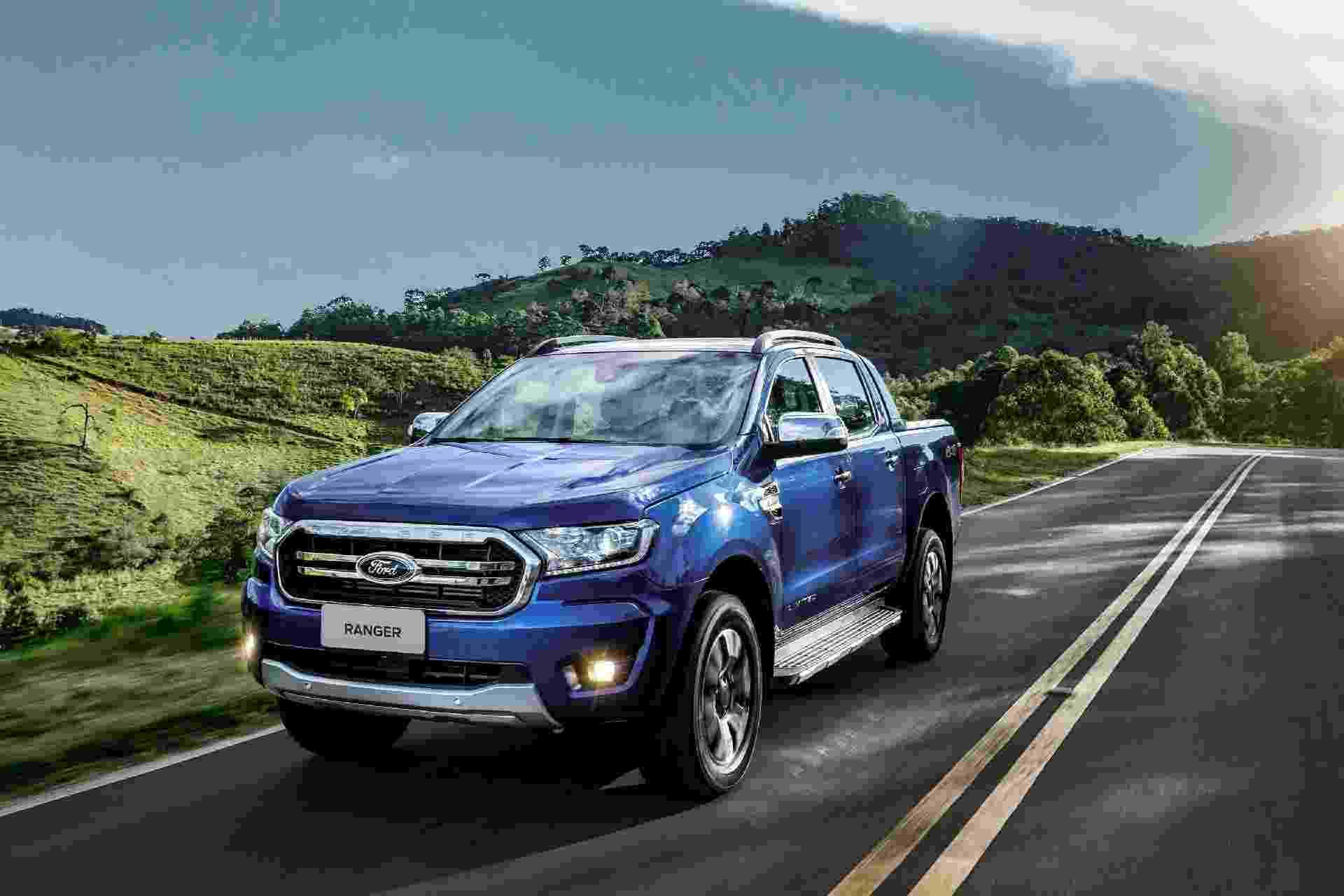 Ford Ranger 2020 - Divulgação