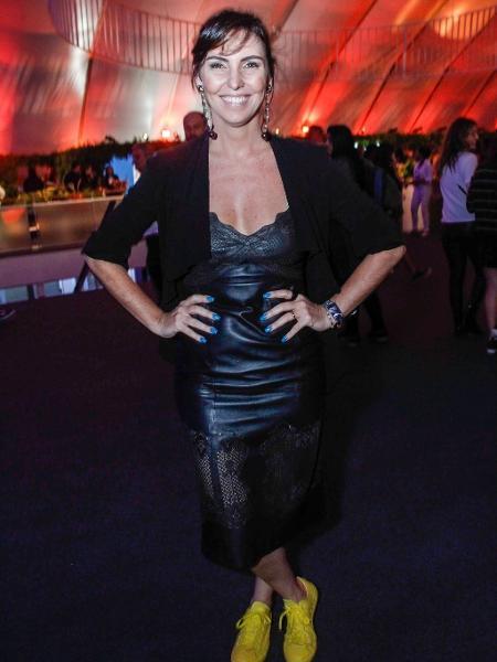 Glenda Kozlowski deixa a TV Globo - Marcos Ferreira/Brazil News
