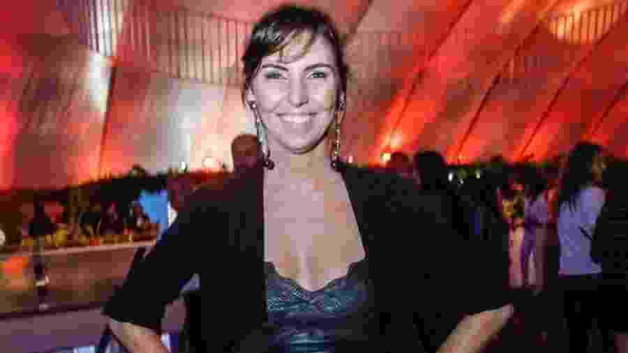 Glenda Kozlowski vai apresentar um reality de futebol no SBT - Marcos Ferreira/Brazil News