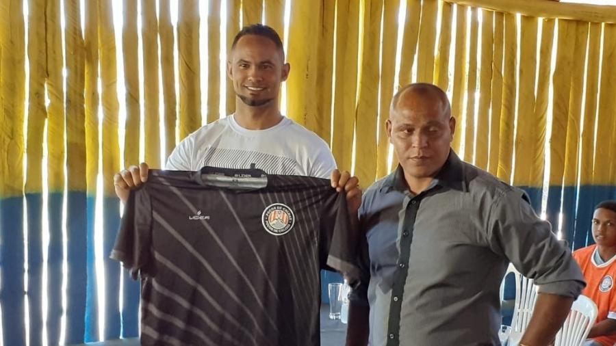 Bruno recebe mais uma chance para voltar ao futebol - Franco Júnior/UOL