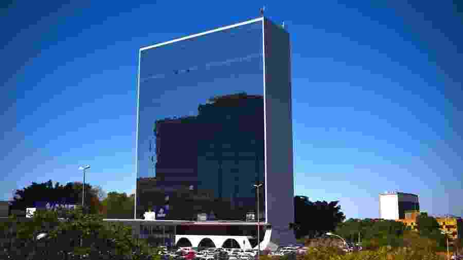 CNN Brasil ficará no alto do edifício Palácio da Agricultura, na Asa Norte do Distrito Federal. - CNN Brasil