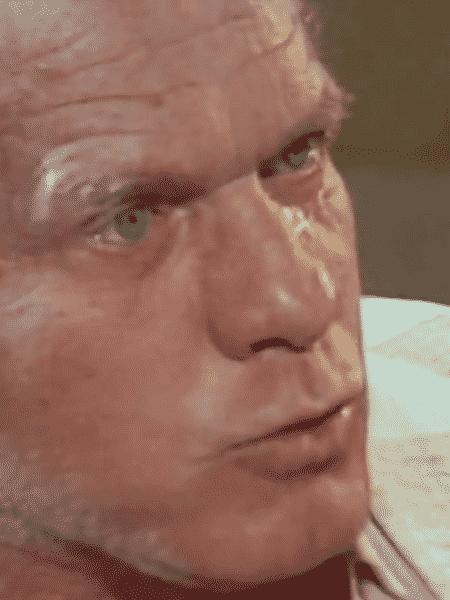 O ator Jardel Filho, que morreu durante as gravações da novela 'Sol de Verão' - Reprodução/Globo - Reprodução/Globo