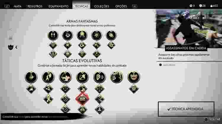 Ghost of Tsushima Assassinatos em Cadeia - Daniel Esdras/GameHall - Daniel Esdras/GameHall
