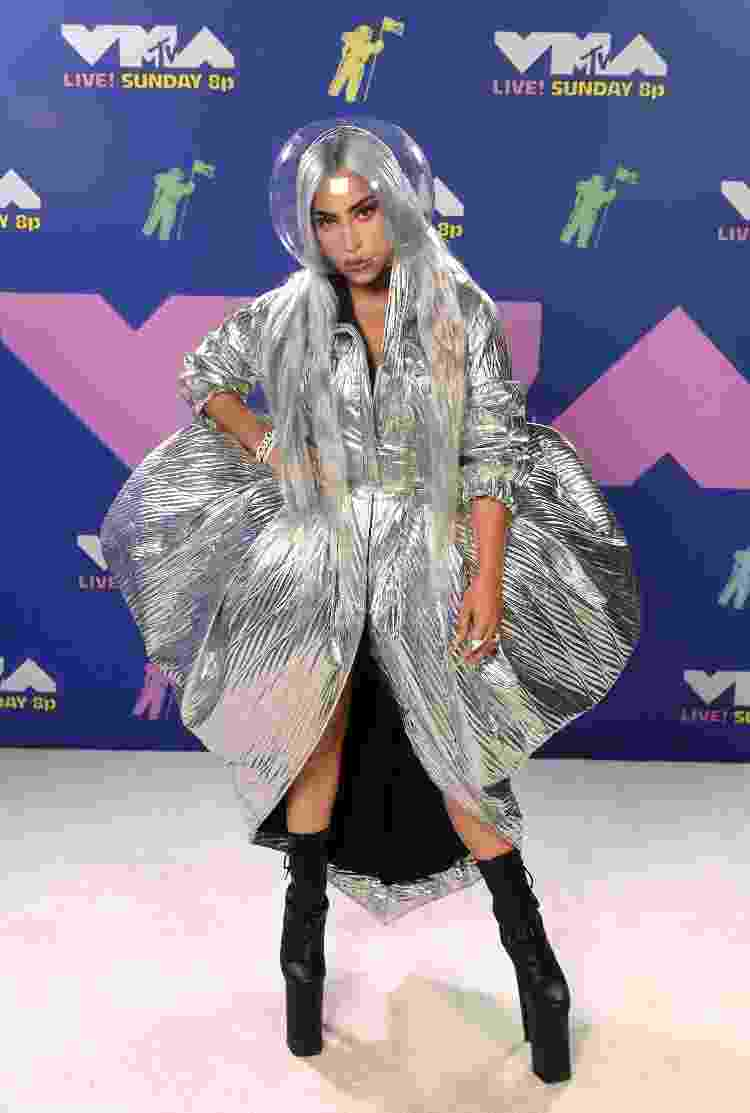 Lady Gaga attends the 2020 MTV Video Music Awards, broadcast on Sunday, August 30th 2020. (Photo by Kevin Winter/MTV VMAs 2020/Getty Images for MTV) - Kevin Winter/MTV VMAs 2020/Getty Images for MTV - Kevin Winter/MTV VMAs 2020/Getty Images for MTV