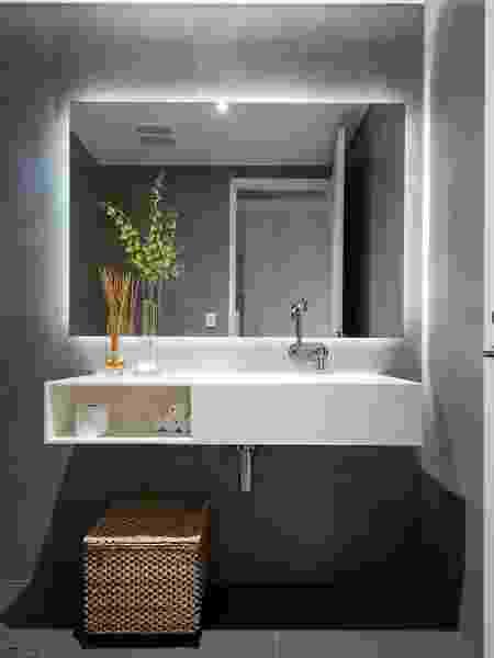 Luz indireta cria sensação de conforto para o ambiente - Reprodução/Pinterest - Reprodução/Pinterest