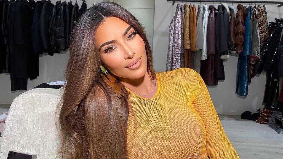 Kim Kardashian lamentou críticas - Reprodução/Instagram