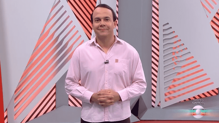 Tiago Gil - Reprodução / TV Globo - Reprodução / TV Globo