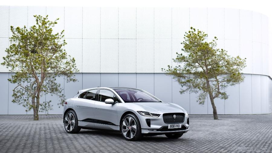 Jaguar I-Pace 2021  - Divulgação