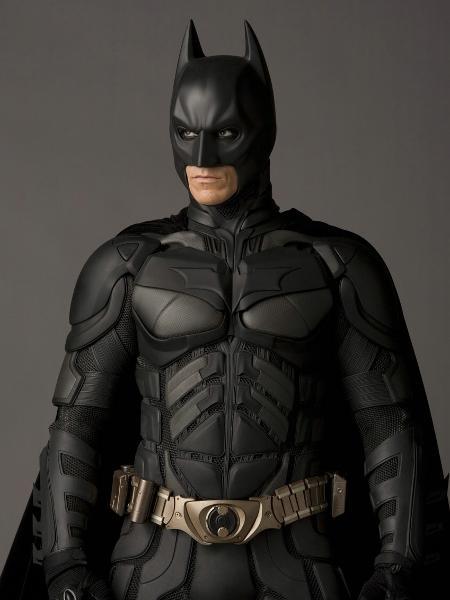 Christian Bale como Batman - Reprodução