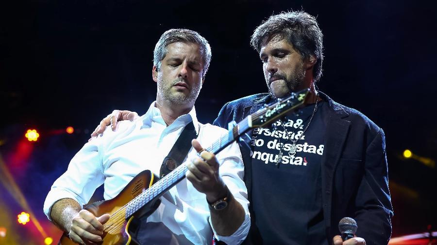 Victor & Leo tiveram de remarcar show que fariam em Goiás - Rapais Castello/AgNews