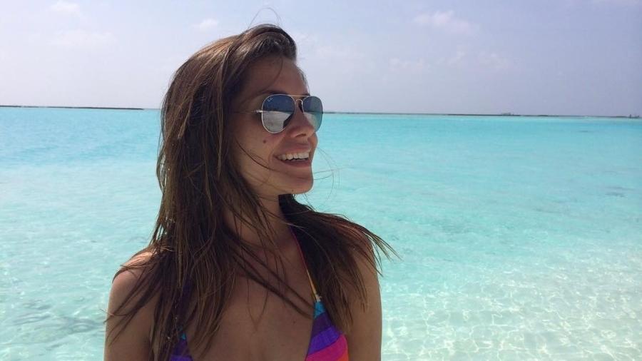 Thais Fersoza relembra viagem às Ilhas Maldivas - Reprodução/Instagram