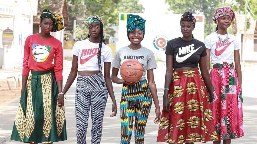 Jovens senegalesas são incentivadas a praticarem esportes e estudarem - Reprodução/seedproject