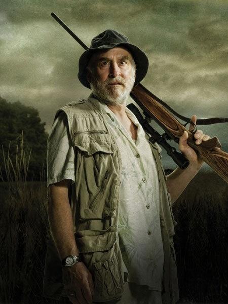 """Jeffrey DeMunn como Dale em """"The Walking Dead"""" - Divulgação"""