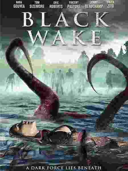 """""""Black Wake"""", filme de terror protagonizado por Nana Gouvea - Divulgação"""