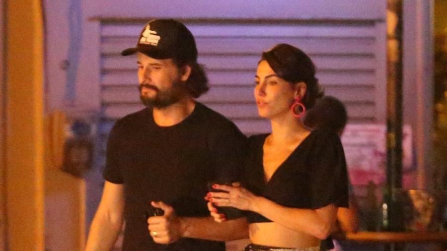 Rodrigo Santoro e a mulher Mel Fronckowiak - Thiago Martins/Ag.News