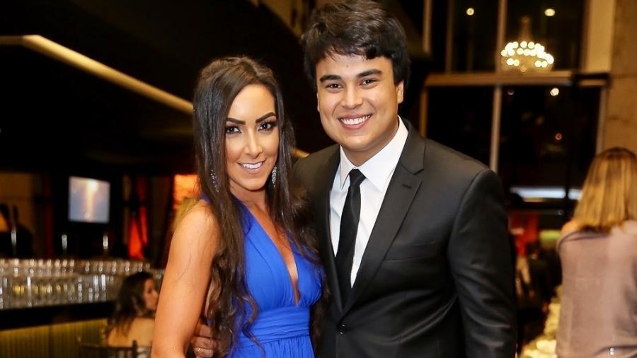 Igor e a namorada, Amabylle Eiroa, se mudam para a casa de Zezé Di Camargo em São Paulo - Brazil News