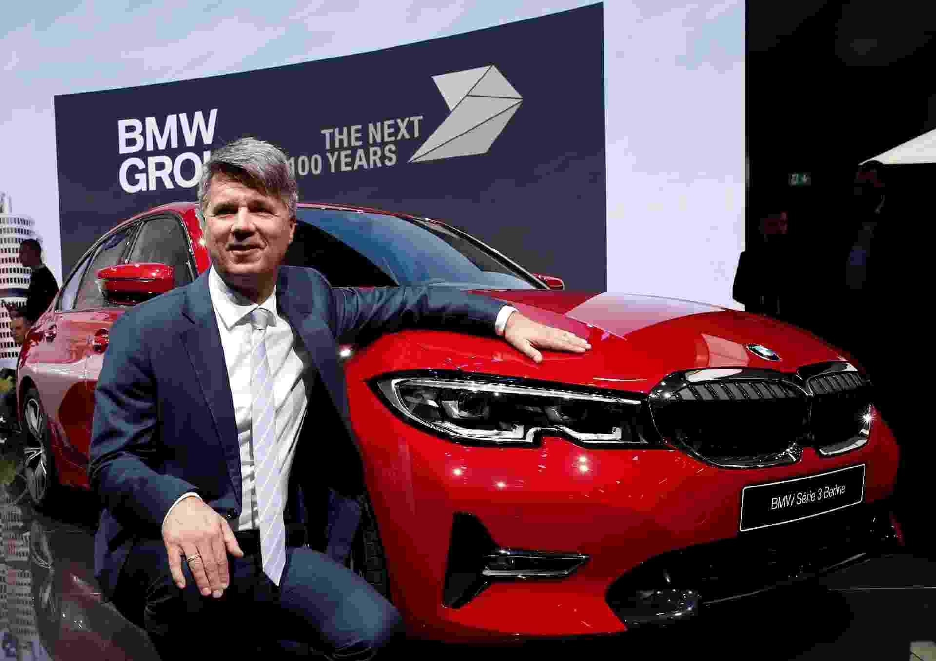 BMW Série 3 2019 - Benoit Tessier/Reuters