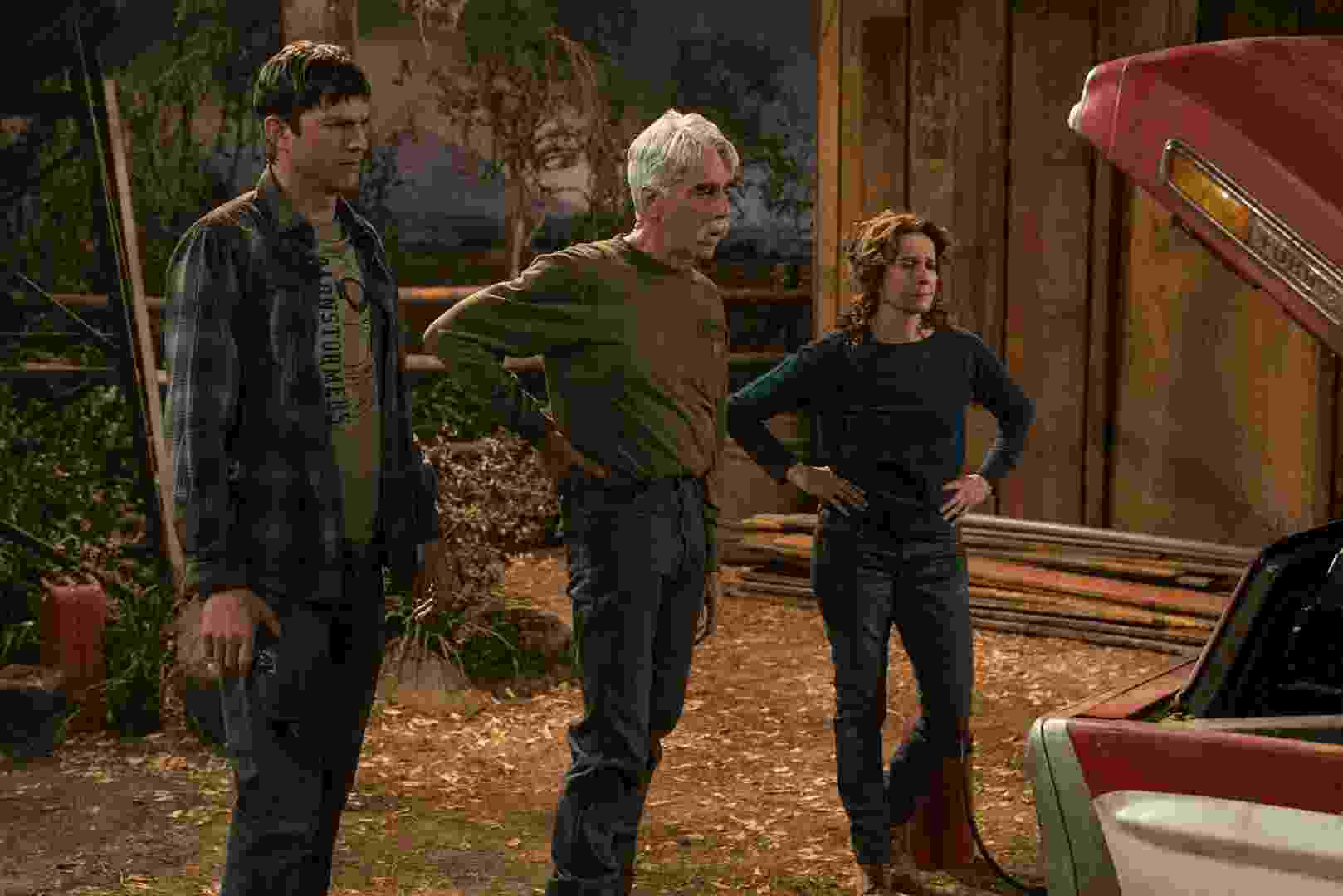 """Cena da comédia """"The Ranch"""", da Netflix - Divulgação/Netflix"""