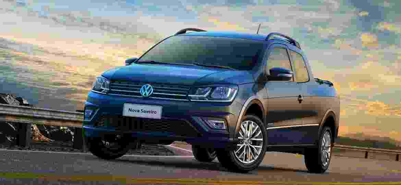 Volkswagen Saveiro Highline CD - Divulgação